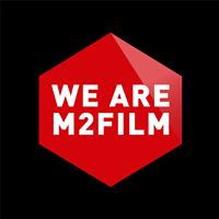 M2Film logo
