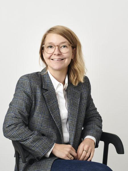 Luise Schärfe