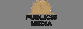 Publicis Media Danmark logo