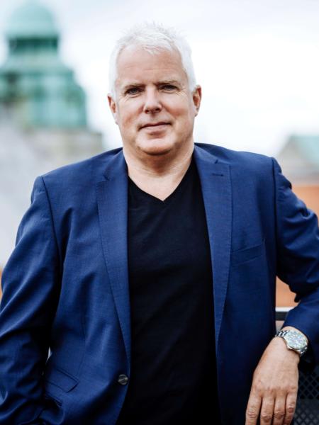 Jens Peter Jensen, formand