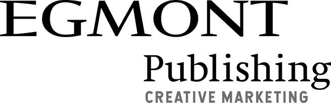 Egmont Publishing Creative Marketing logo