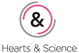 Hearts & Science logo
